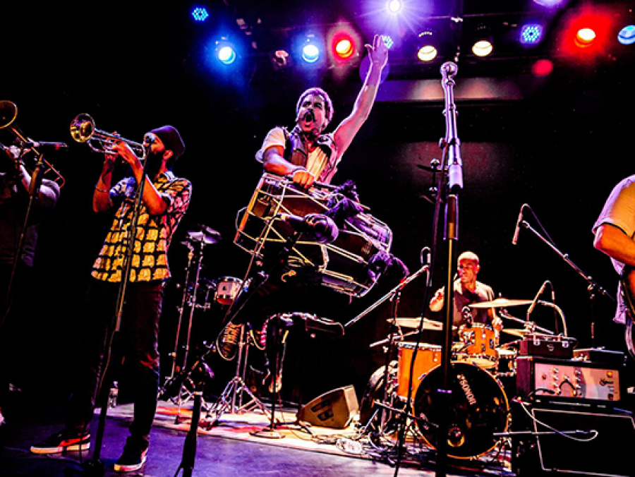 UAB's Alys Stephens Center presents Red Baraat in free, live-streamed concert April 1 – News