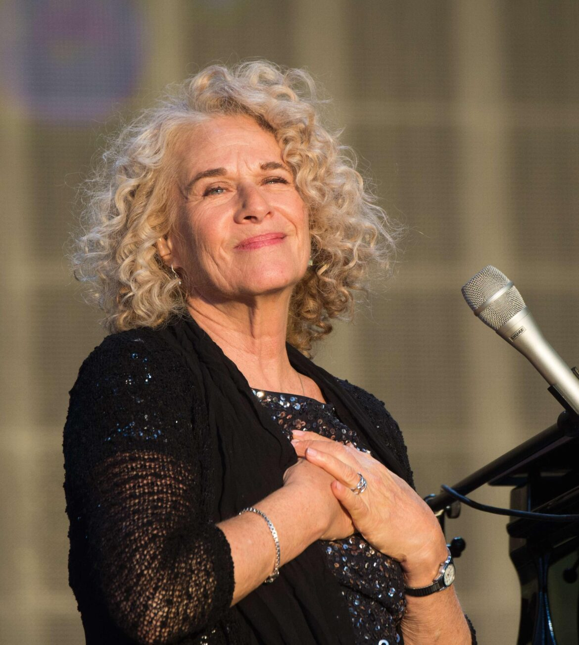 Celebrating Women's Live History: Carole King Performs 'Tapestry' Before Nearly 60,000 At British Summer Time