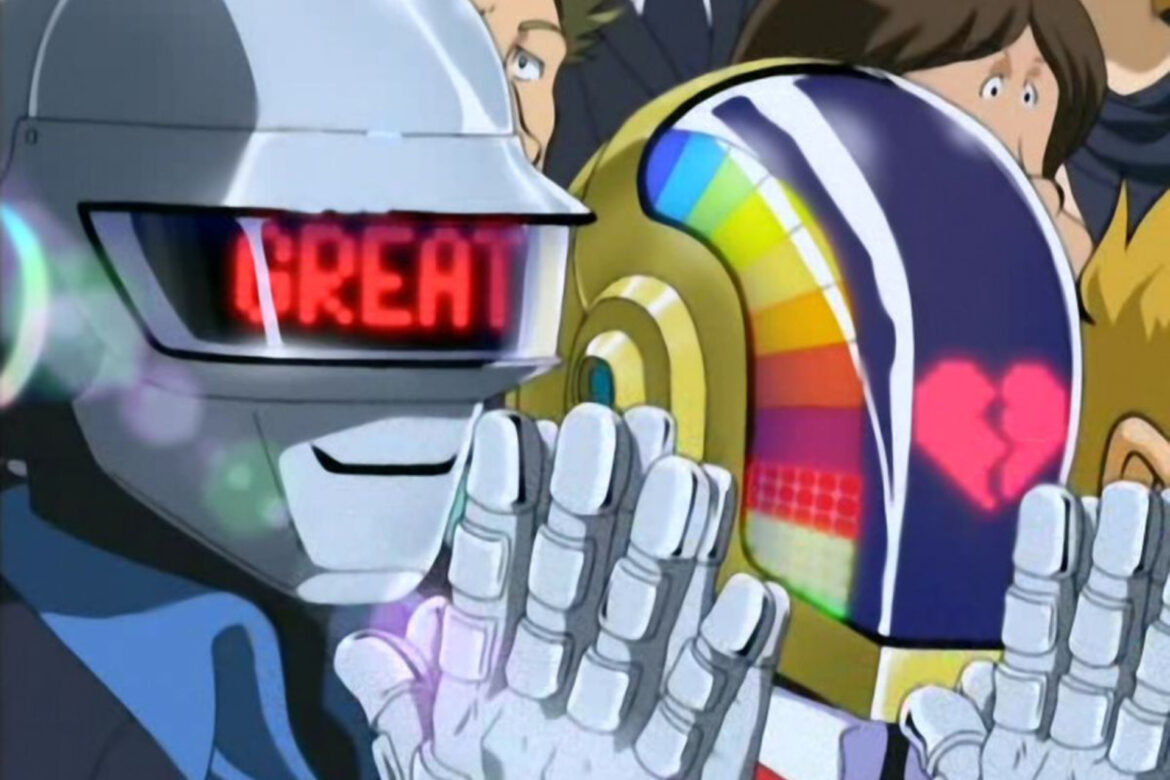 Daft Punk blew young minds on Toonami's 'Midnight Run: Special Edition'