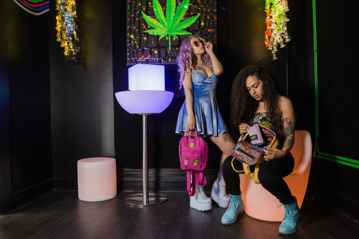 Colorado Artist Ellie Paisley Collaborates With Hemp Backpack Maker