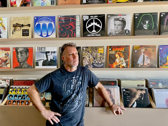 Owner of Warbonnet Records in Wichita Falls is 'in it for the music'