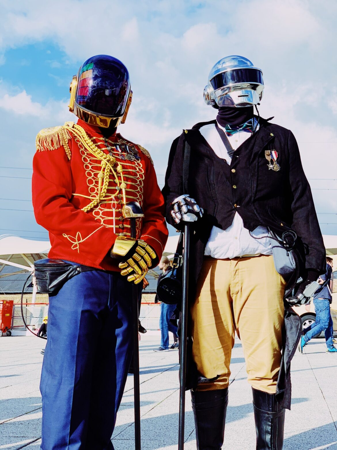 The End of an Era – Electronic Duo Daft Punk Retire – The Muse