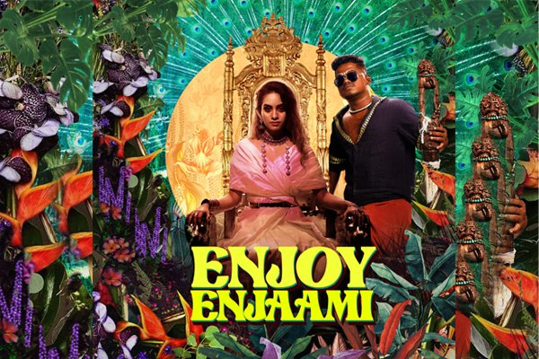 South Indian music sensation Dhee releases her first independent single, 'Enjoy Enjaami'