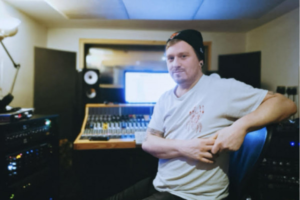 Interviews: Simon Small on producing records in Lockdown