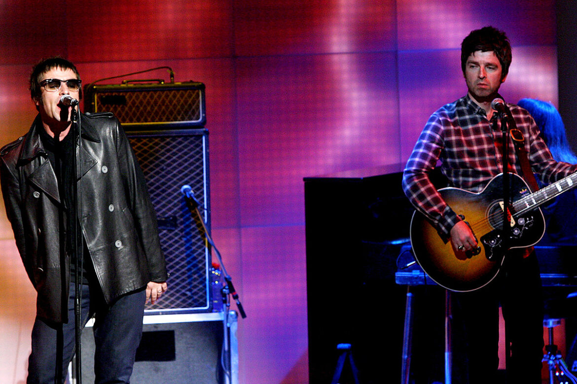 Noel Gallagher Wishes Oasis Had Finished With Onstage Fight