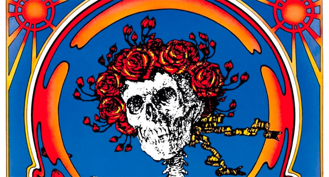 Grateful Dead 'Skull & Roses' gets expanded 50th anniversary edition