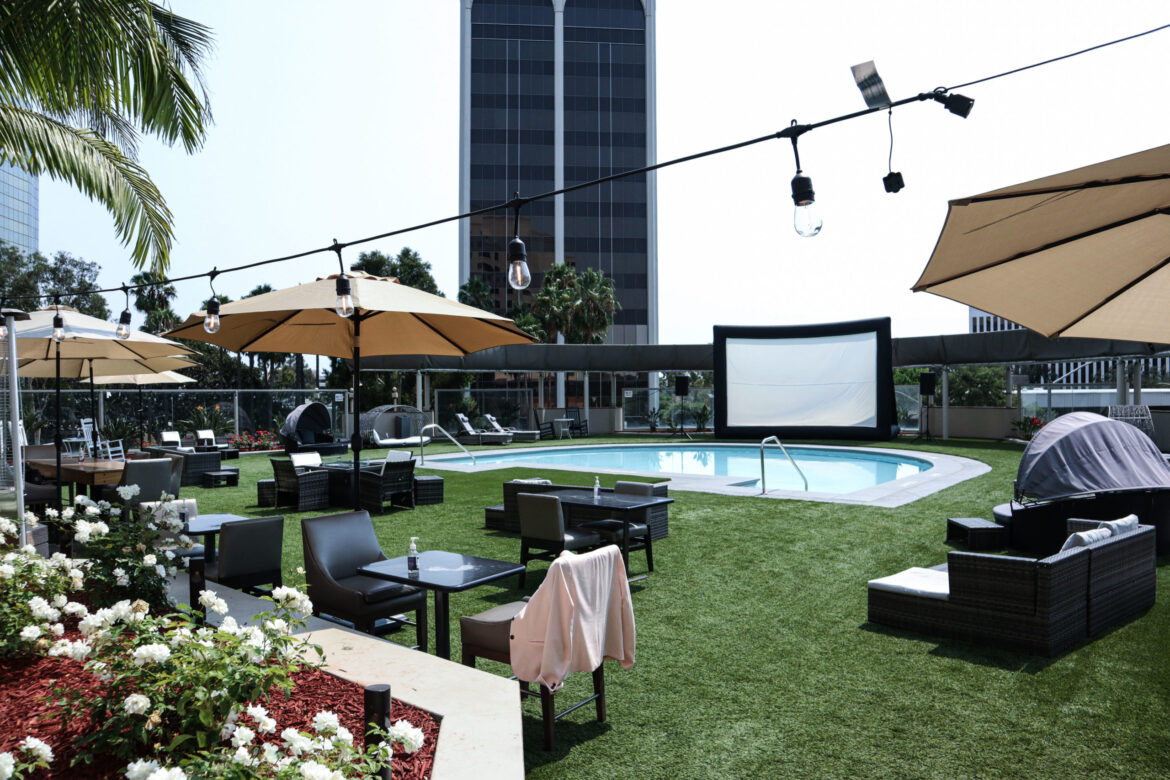 Things to do this weekend in Long Beach including…poolside movie nights and Takoyaki • the Hi-lo
