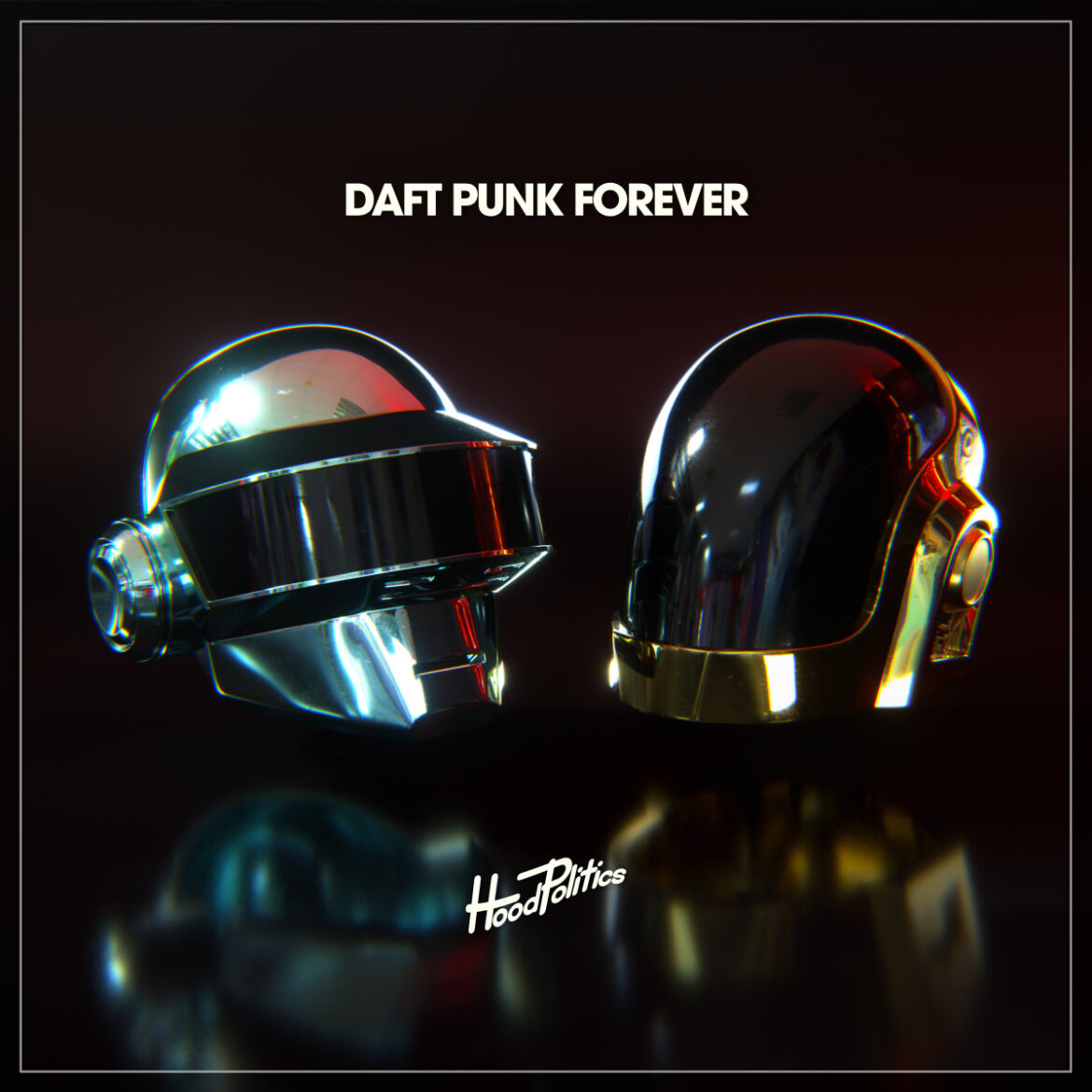 Hood Politics Records Breathes New Life Into Daft Punk With Stunning Tribute Compilation: Listen – EDM.com