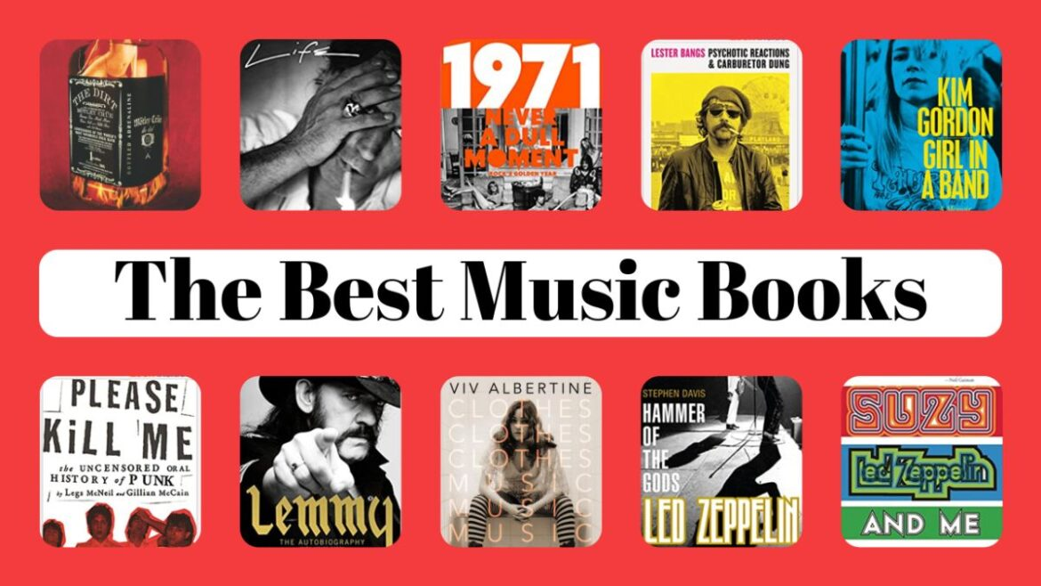 The best books about music ever written