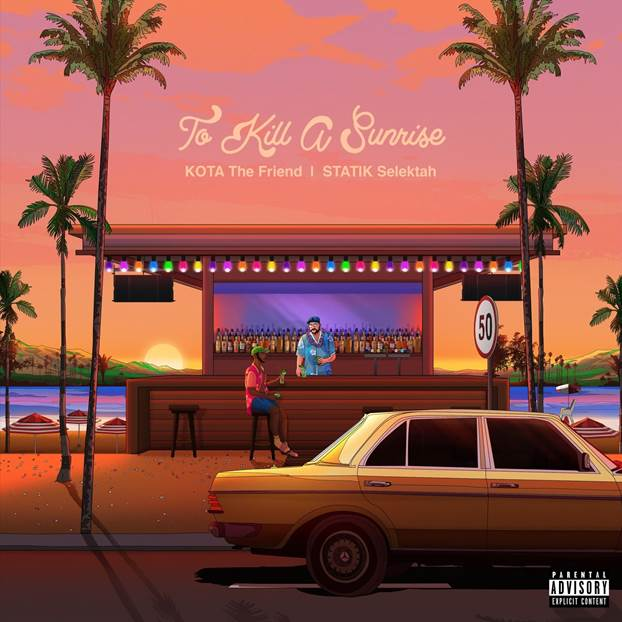 One Listen Album Review: 'To Kill A Sunrise' by Kota the Friend