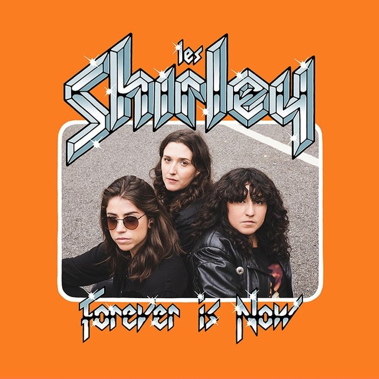 Never Mind the Bollocks, Here's Les Shirley's 'Forever Is Now'