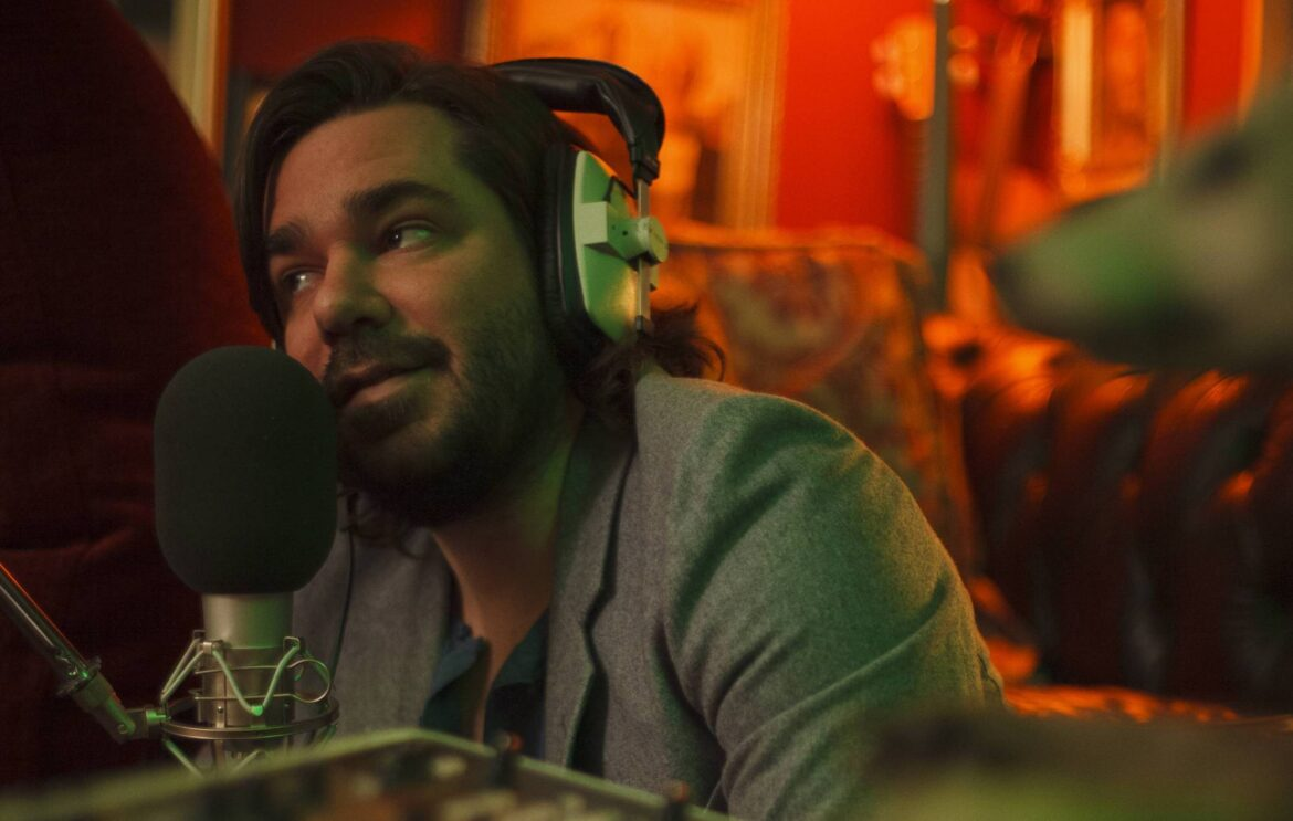 Matt Berry teases new track 'Aboard' from upcoming album 'Blue Elephant'