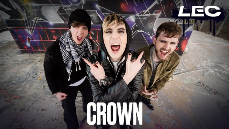 LEC releases another punk rock classic, 'Crown,' featuring Ender, Vedius, and Drakos