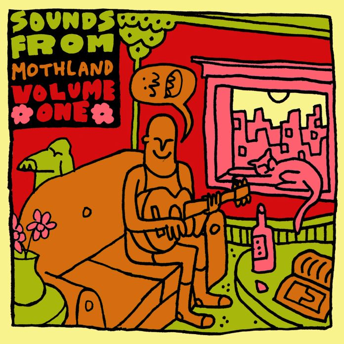 Sounds From Mothland Volume 1 (Mothland) – review