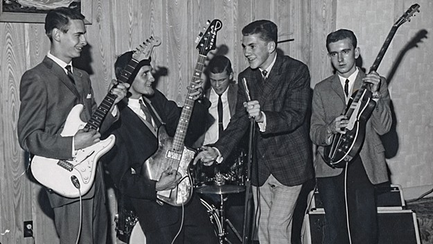Allan Nicholls on the Digital Reissue of His Band's 1965 LP, 'J.B. and the Playboys' | Music Feature | Seven Days
