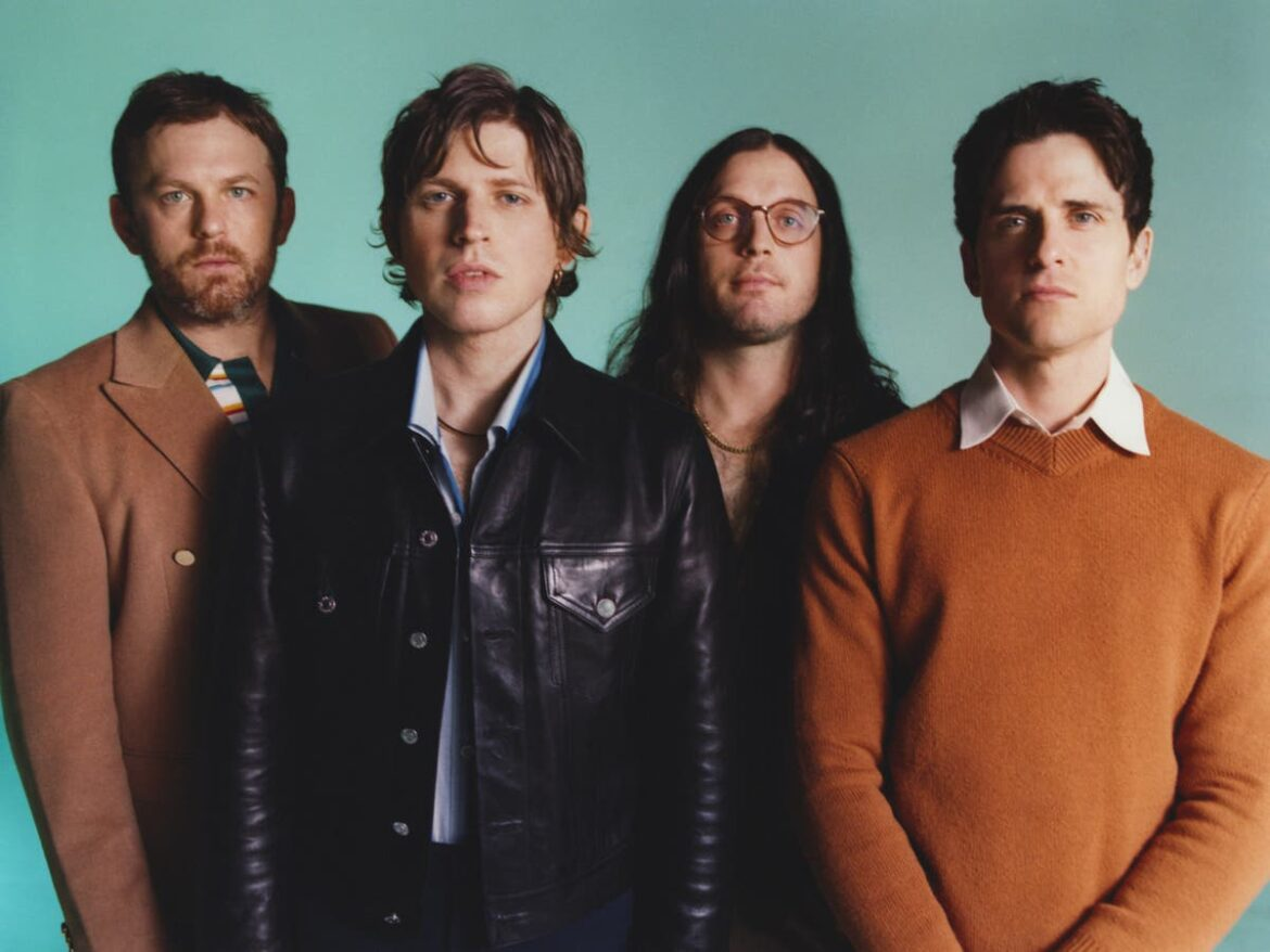 Kings of Leon interview: 'I am very hopeful that rock is going to have another renaissance'