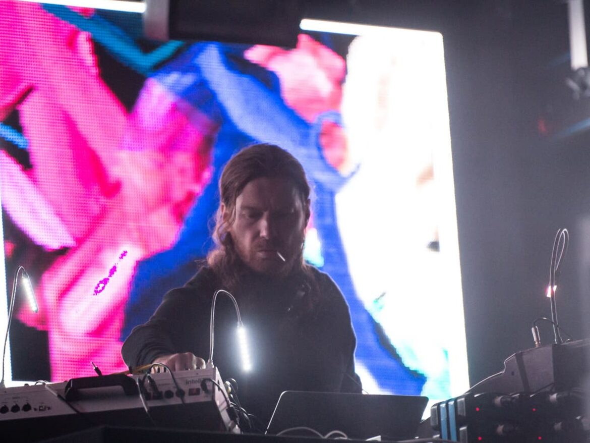 Aphex Twin sells NFT artwork for £93,000