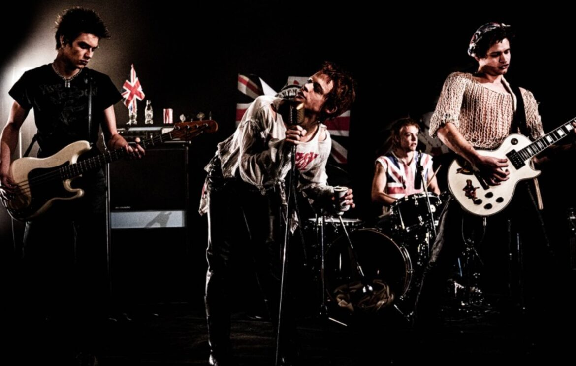 Here's the first look at 'Pistol', Danny Boyle's Sex Pistols biopic series