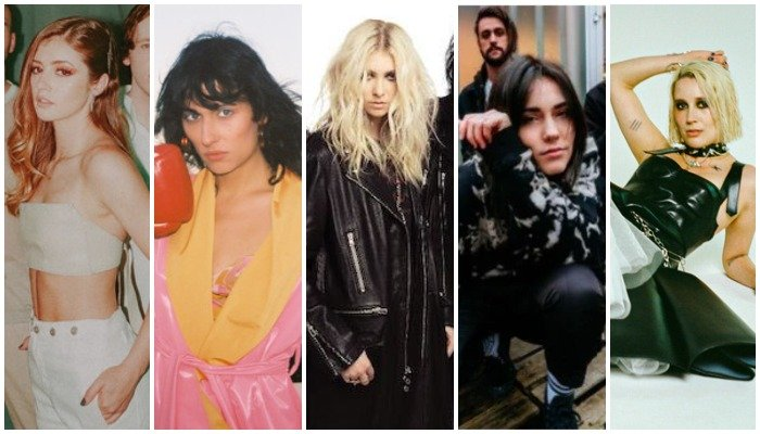 Best projects led by women now | New music by women