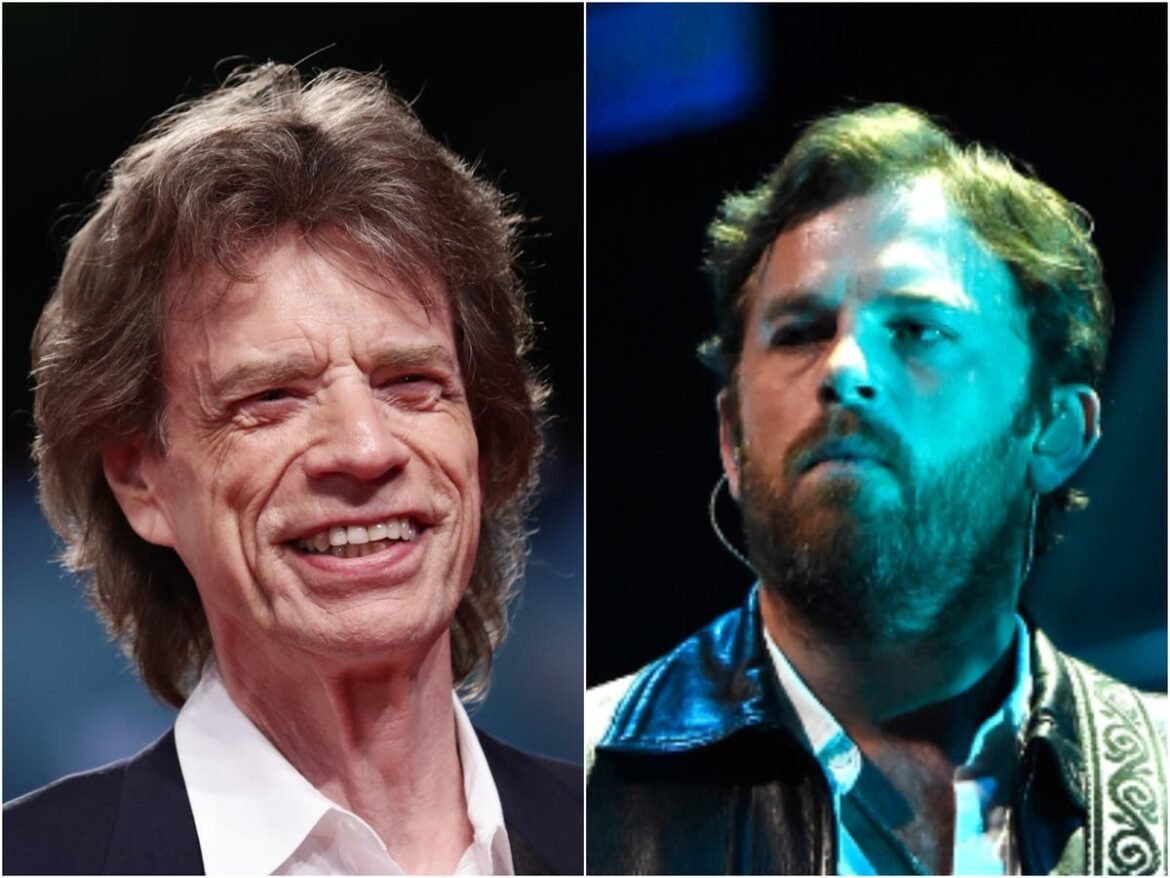 Kings of Leon recall 'surreal' moment they spotted Mick Jagger in the crowd of a gig