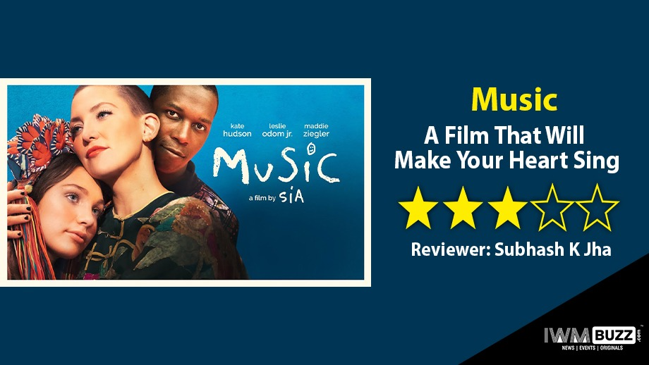 Review Of Music: A Film That Will Make Your Heart Sing