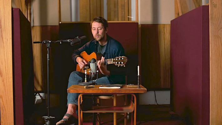 Robin Pecknold Takes On Fleet Foxes Songs For A New Tiny Desk Concert
