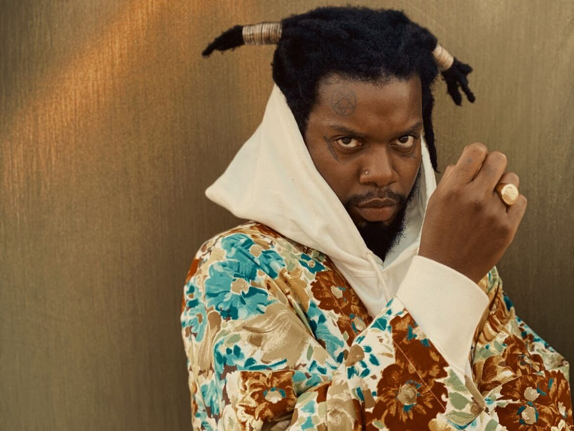 All is full of love: The gospel according to serpentwithfeet