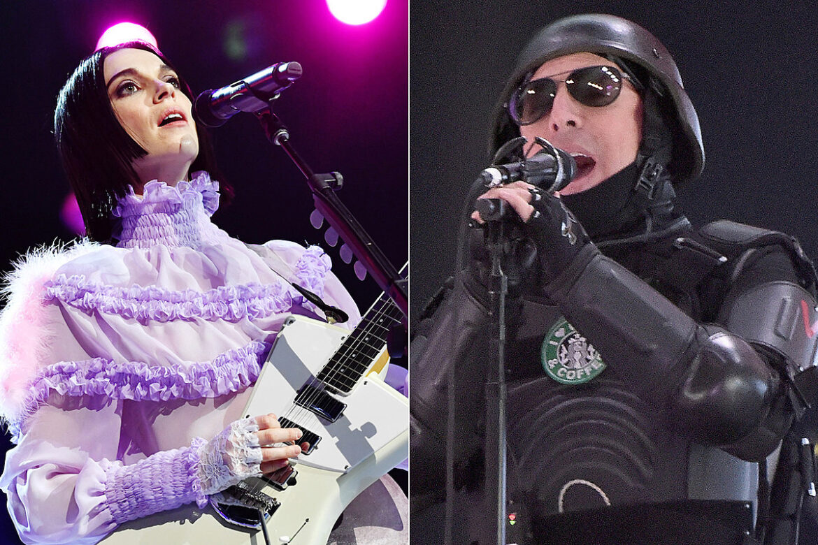 St. Vincent Plans to Make an Album That Sounds Like Tool