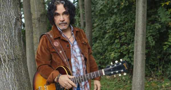 """John Oates and Saxsquatch Team Up To Reimagine """"Maneater"""""""