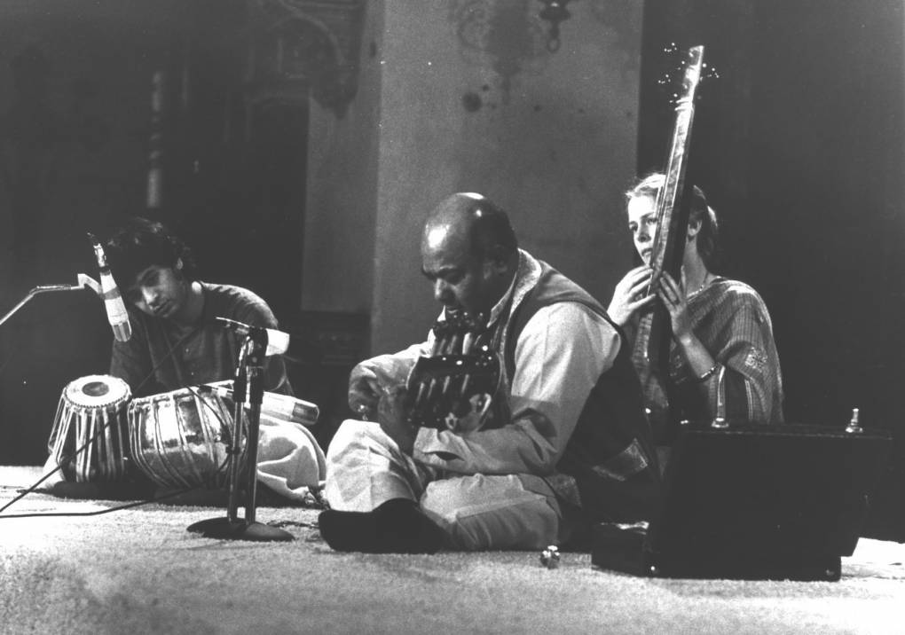 When Indian Classical Music Giants Collided With Psychedelic San Francisco