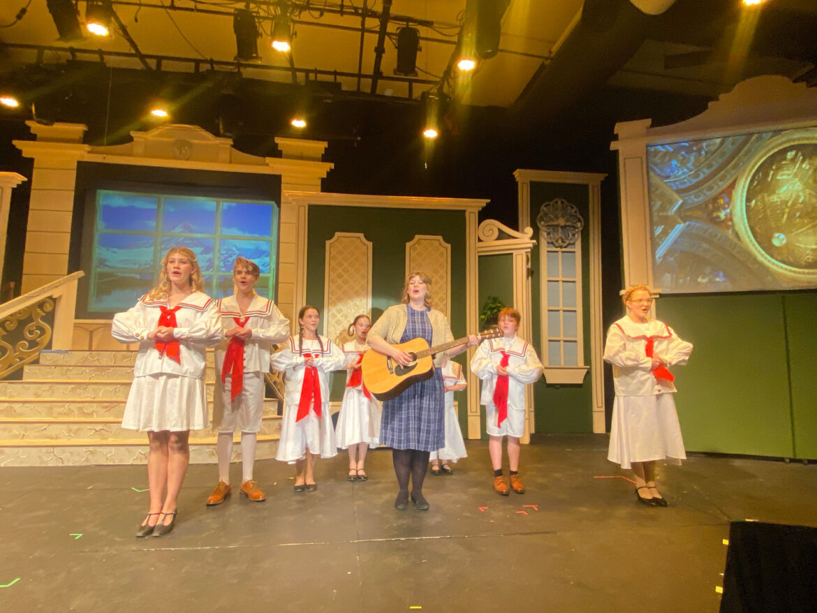 'The Sound of Music' continues Friday at Zao Theatre