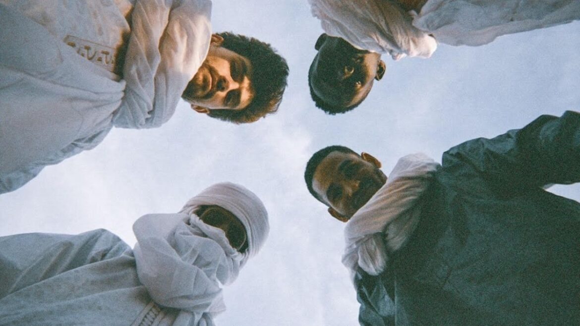 Mdou Moctar unveils the mind-melting title track from upcoming record Afrique Victime