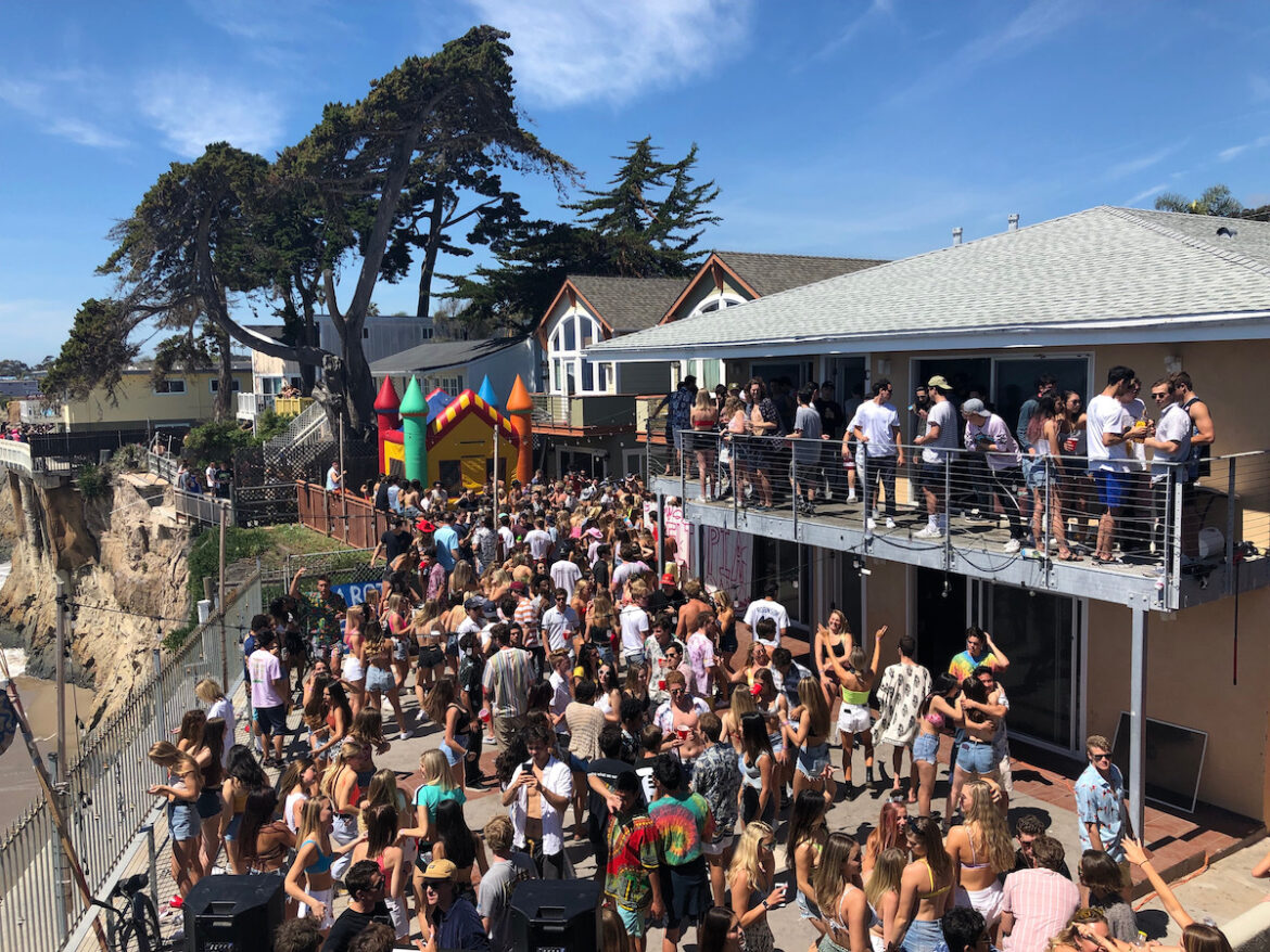 Isla Vista Gears Up for Deltopia Weekend Amid COVID-19