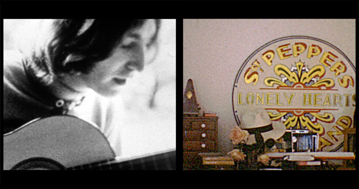 John Lennon's 'Look At Me' Video Features Unseen John And Yoko Home Movies And New 'Ultimate Mix'