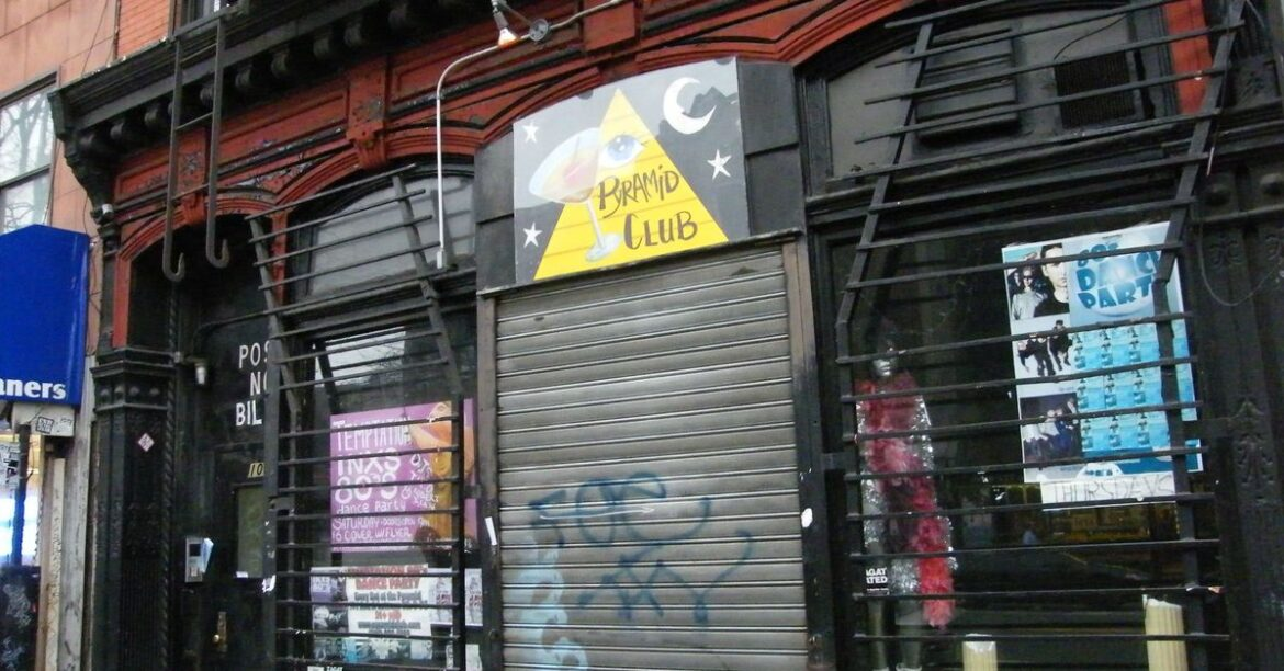 The Pyramid Club, a Drag and Punk Rock Landmark, Closes After 41 Years