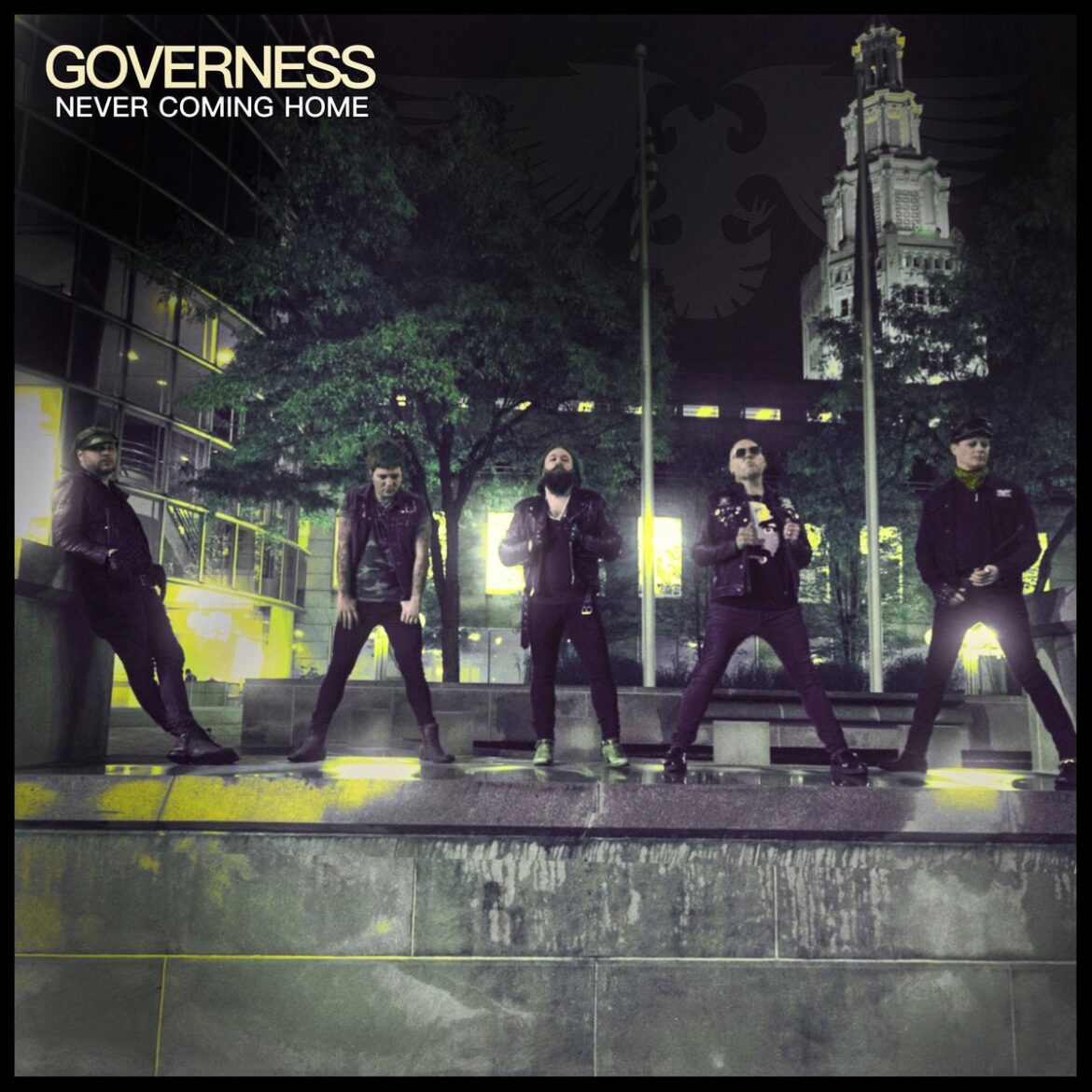 REVIEW: Governess – Never Coming Home CD