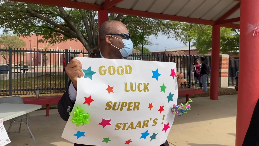 Southside ISD rallies students for STAAR exams with music, fun and a Playstation – WOAI