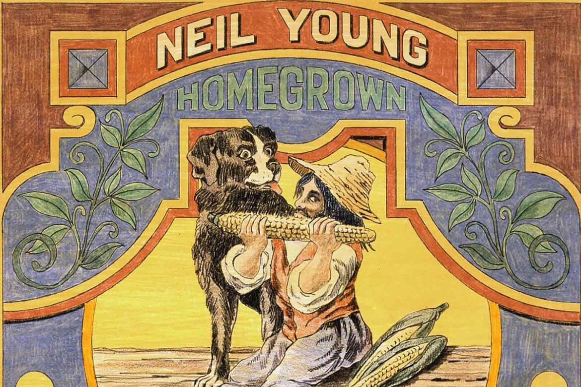 How Neil Young and 'Homegrown' Drummer 'Butted Heads'