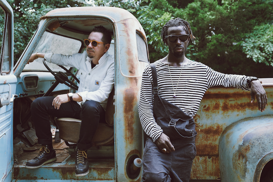 """Interview: Black Pumas on their GRAMMY nominations, """"Colors"""" and busking beginnings"""