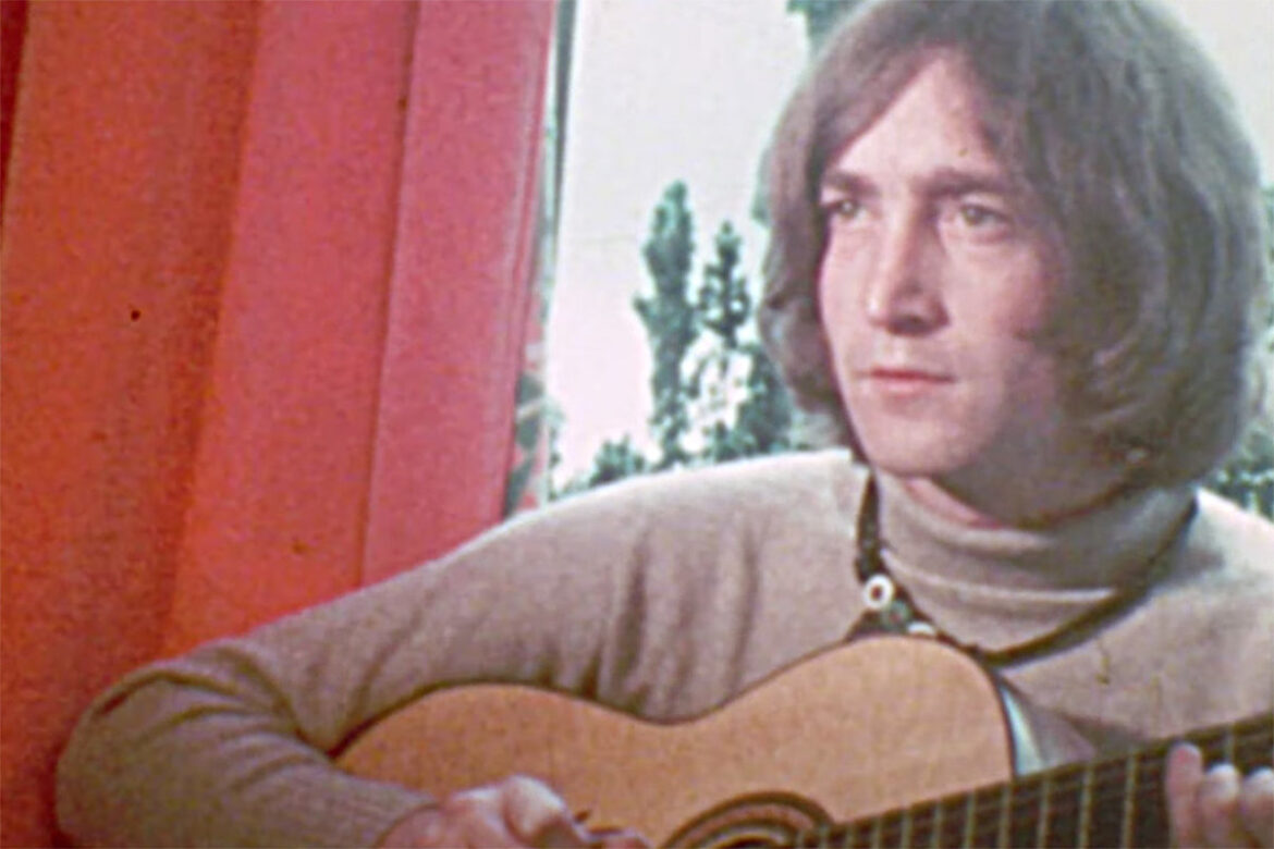 Watch Long-Lost FIlm of John Lennon in New 'Look at Me' Video