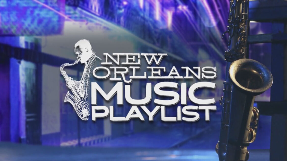 New Orleans Music Playlist Episode 714