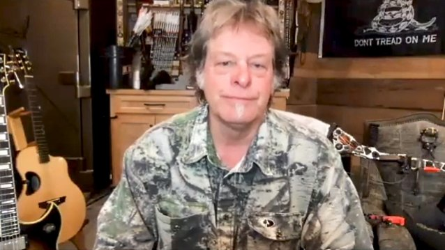 Ted Nugent: How Donald Trump Ended Up Naming My Next Studio Album