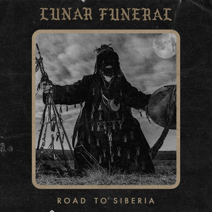 Lunar Funeral – Road to Siberia (Regain Records, 2021) Psychedelic garage doom from Russia