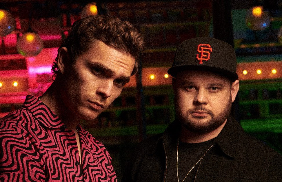 Royal Blood discuss their latest album 'Typhoons', sobriety, and their new dance-rock sound