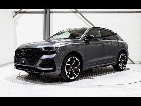 2021 AUDI RSQ8 – Wild RSQ8 is here! V8 TWIN TURBO 600HP MONSTER IN DETAIL