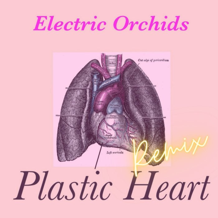 Plastic Heart (2021 Remix), by Electric Orchids
