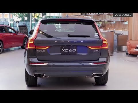 All-new 2022 Volvo XC60- The Best Safety Technology Features Demonstra…