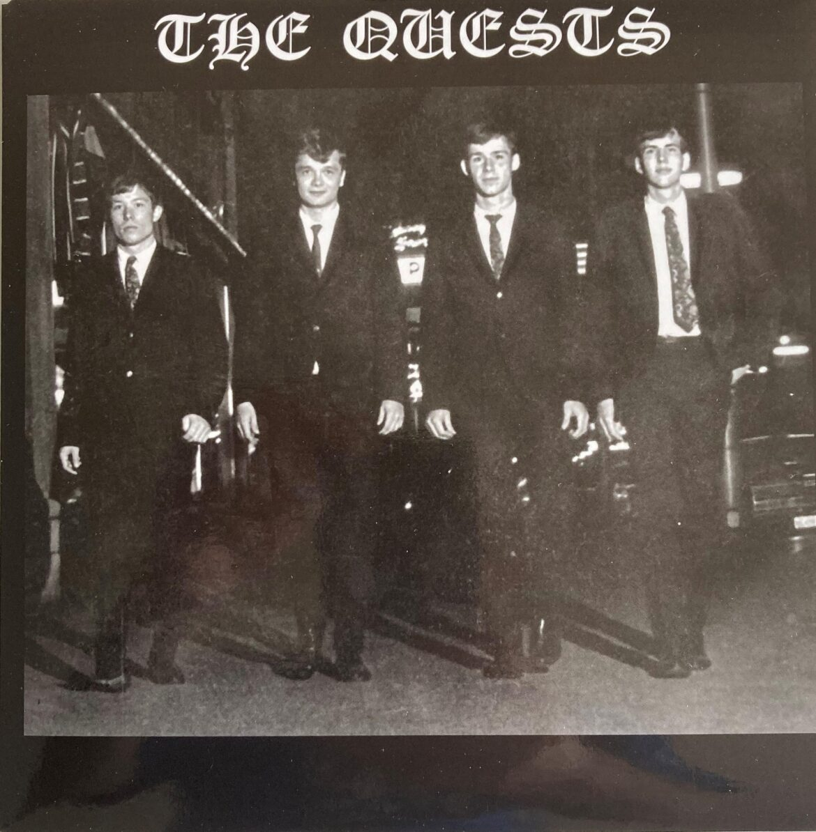 The Quests That's My Dream Previously unreleased Garage/Psych 1967