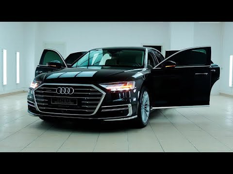 2021 Audi A8L 50 TDI Hybrid – Exterior and Interior Details Ultra Luxury…