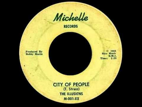 City Of People – The Illusions